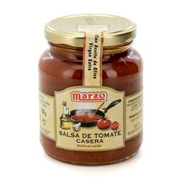 Tomate frito casero Marzo 370Gr