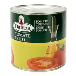 Tomate frito de la huerta de Navarra