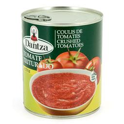 Tomate triturado de la huerta de Navarra