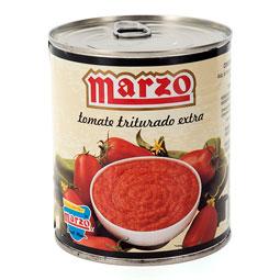 Tomate triturado Marz