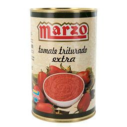 Tomate triturado Marzo