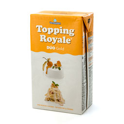 Topping Royale cooking Gold 35% M.G.