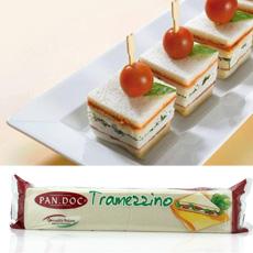 Tramezzini Pan de Molde Natural