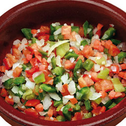 Verduras para sofrito ultracongelado 1Kg