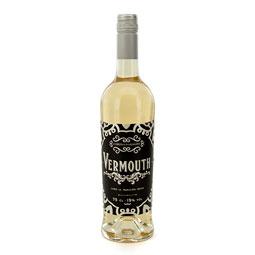 Vermouth Blanco Corona de Aragón Botella 75Cl